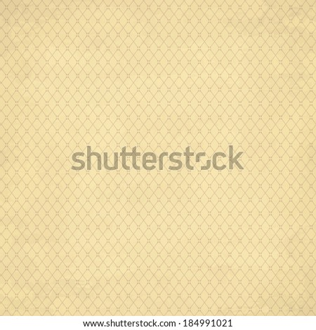 Hipster vintage retro background with repeating geometric tiles of rhombuses, eps10 - stock vector