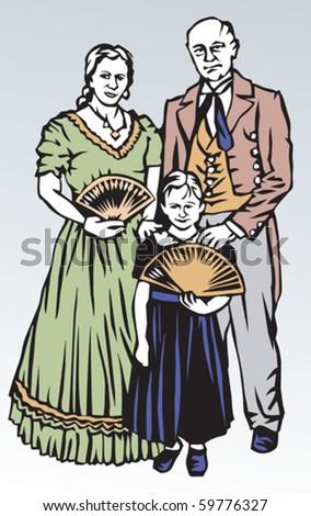 1800s Stock Vectors & Vector Clip Art | Shutterstock
