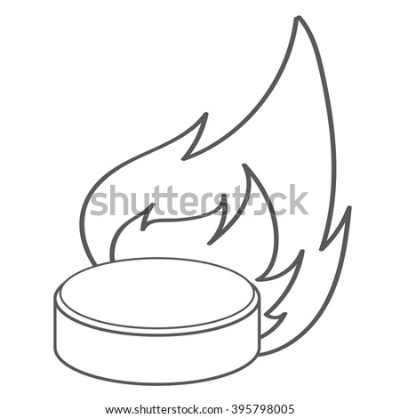 Morning Cup Coffee Rising Ferry Vector Stock Vector ...