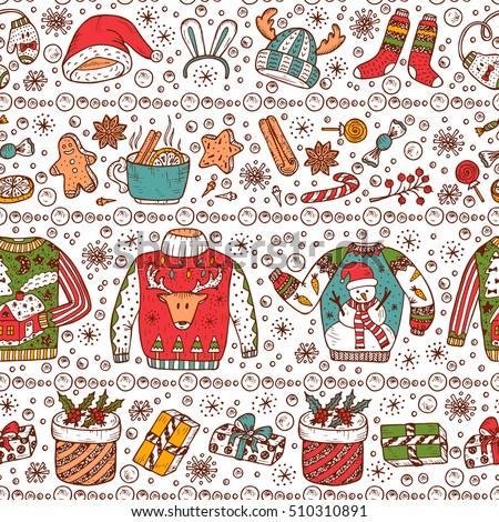 Tacky christmas sweater patterns