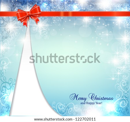 Holiday design - stock vector