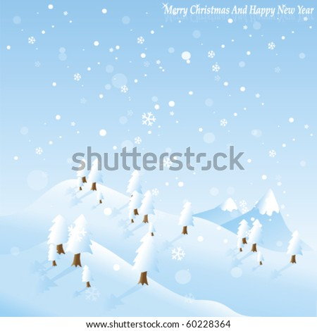 holidays vector background - stock vector