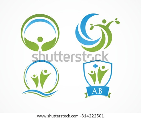 holistic logo design
