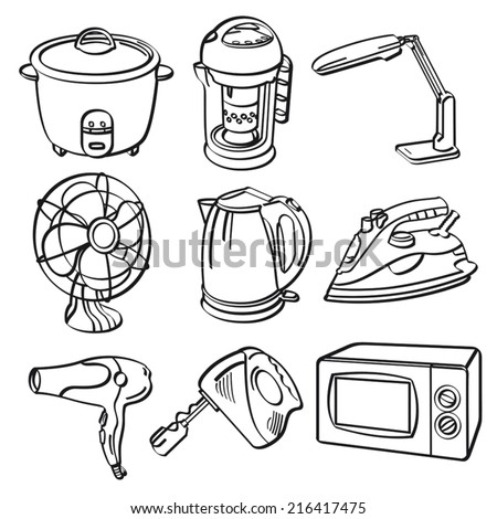 Home Electric Appliances