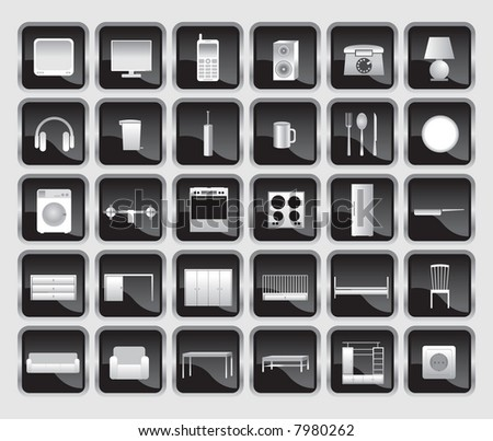 Home icon sets