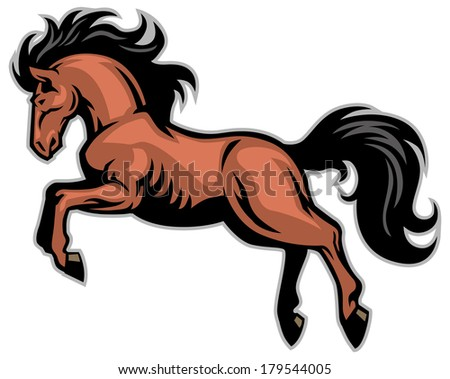 Horse Mascot Stock Images, Royalty-Free Images & Vectors ...