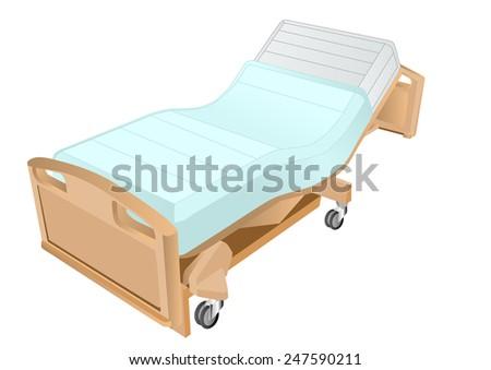 Empty Bed Stock Vectors & Vector Clip Art | Shutterstock