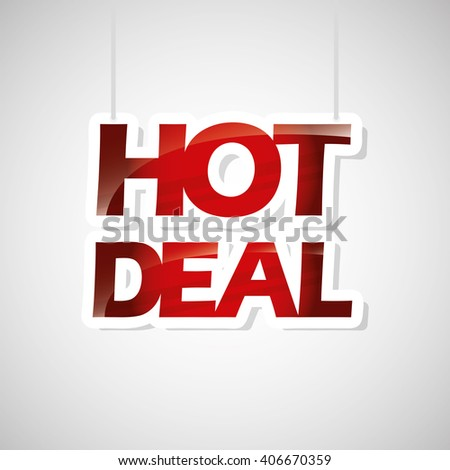 hot deals design
