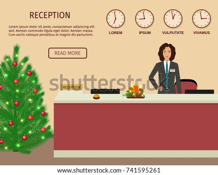 Xmas hotel stock images royalty free images vectors for Design hotel employee rate
