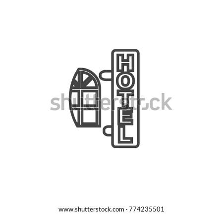 Electric Servo Motor Symbol Diagram Stock Illustration