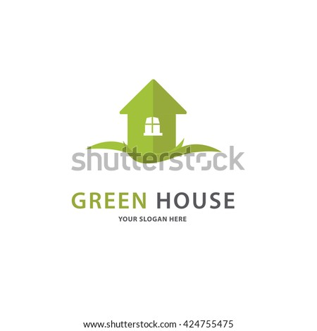 House, Hotel and Apartment Logo Template