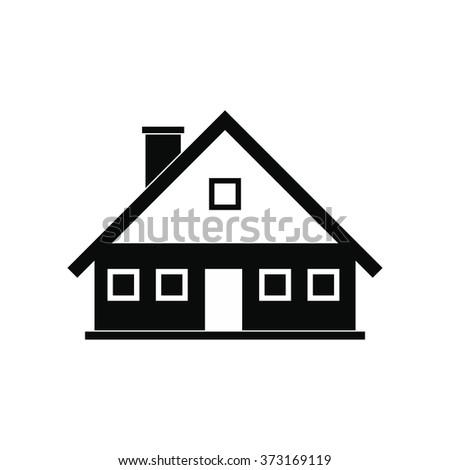 House icon. House icon pictograph. House icon vector. House icon eps. House icon illustration. House icon picture. House icon art. House icon jpg. - stock vector