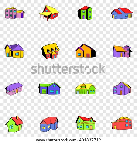 House set icons. House set art. House set web. House set new. House set www. House set app. House set big. House set best. House set site. House set image. House set coloe. House set shape. House set - stock vector