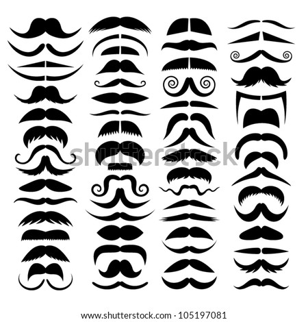 mustache stock images royalty free images vectors shutterstock