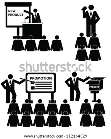 Human resource management,Presentation,working,Vector