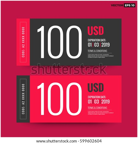Hundred Dollars Gift Card With Coupon Code