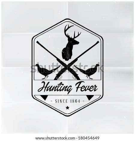 Hunting Fever Badge