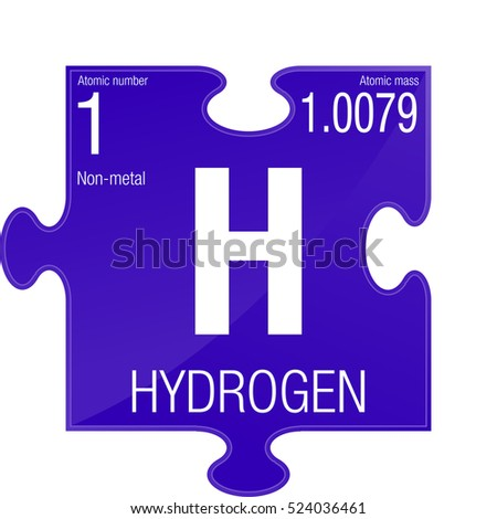 Hydrogen symbol element number 1 periodic stock vector 524036461 hydrogen symbol element number 1 of the periodic table of the elements chemistry urtaz Gallery