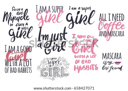 Girl Power Stock Images Royalty Free Images Vectors