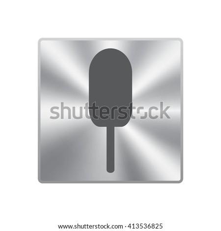 Ice cream icons - stock vector