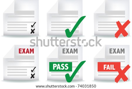 Pass Exam Exam Papers Pass And Fail