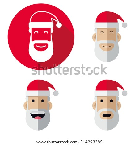 icon of Santa Claus
