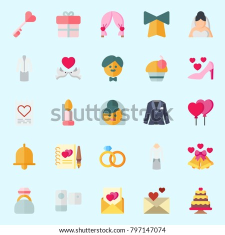 Icons set about wedding love letter stock vector hd royalty free icons set about wedding love letter stock vector hd royalty free 797147074 shutterstock altavistaventures Image collections