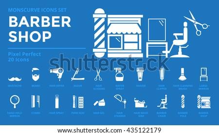 Barber Terminology : ... haircut men barbershop men s hairdressers barbers barber cuts the