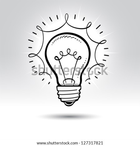 Idea - stock vector