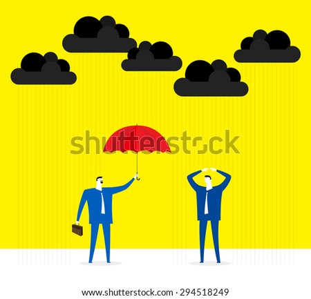 If you need - stock vector