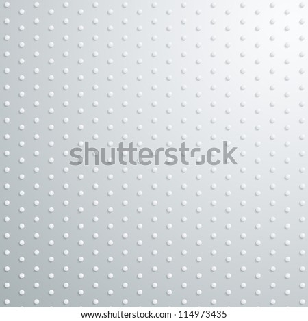 illustrate of metal plate texture background.