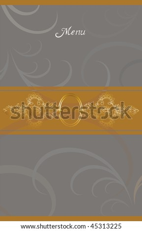 illustration background for food industry, menu
