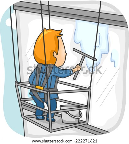 how to become a high rise window cleaner