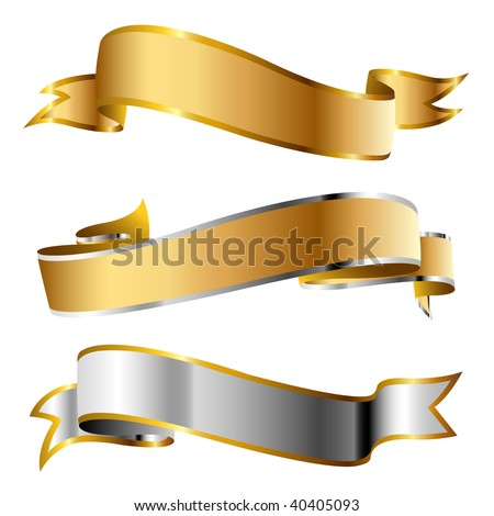 Illustration flags on a white background. Vector. - stock vector
