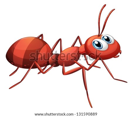 Ant Cartoon Stock Images RoyaltyFree Images Vectors Shutterstock