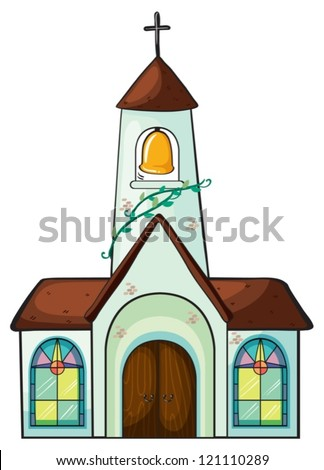 Cartoon Church Stock Images, Royalty-Free Images & Vectors ...