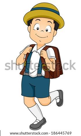 Boy School Uniform Stock Images, Royalty-Free Images ...