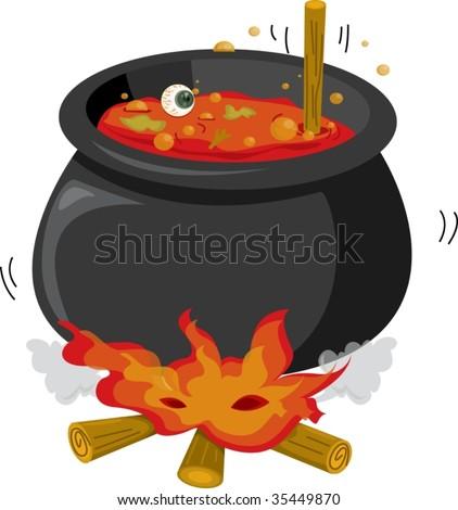 firepot stock images royaltyfree images amp vectors