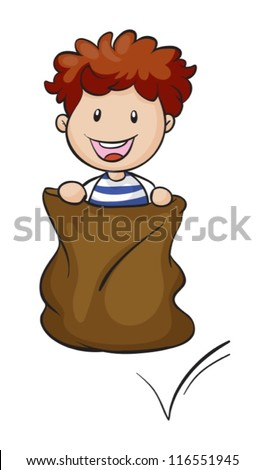 Sack Race Stock Images, Royalty-Free Images & Vectors | Shutterstock