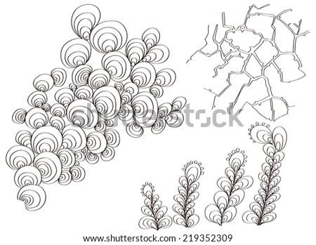 Illustration of abstract background.