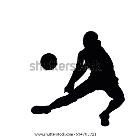 Volleyball Dig Stock Images, Royalty-Free Images & Vectors ...