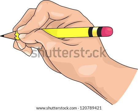 hand holding pencil stock images, royalty-free images & vectors