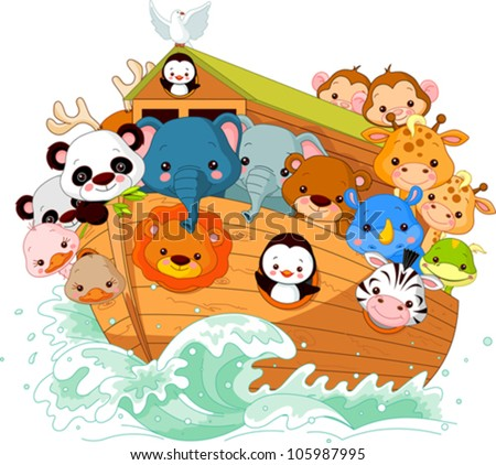 Noahs Ark Stock Images, Royalty-Free Images & Vectors | Shutterstock