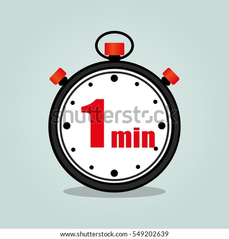 1 minutes countdown