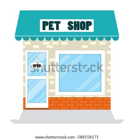 Store Doors Clipart pet door stock vectors, images & vector art   shutterstock