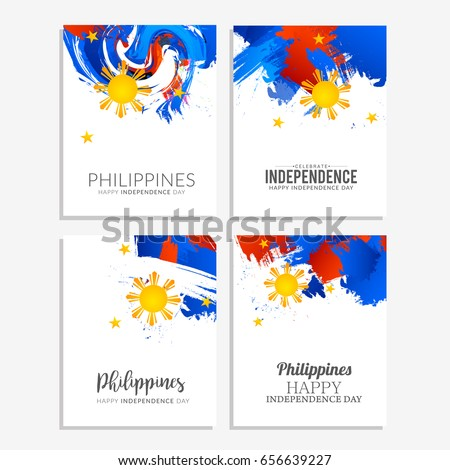 Independence Day Invitation Card Design Day Free M