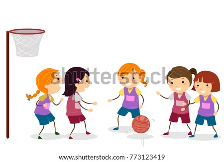 Netball Stock Images Royalty Free Images Amp Vectors