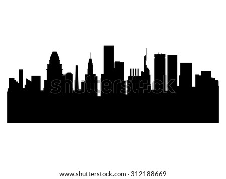 Baltimore Skyline Stock Images Royalty Free Images
