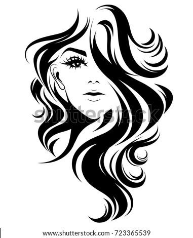 Hair Logo Stock Images...