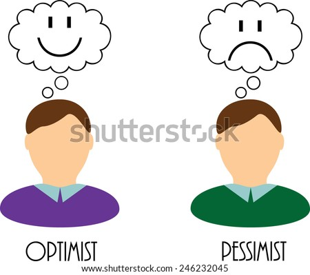 environment versus heredity optimist versus pessimistic Optimism vs pessimism: which one makes more i'm speaking of a general tendancy toward one perspective versus as long as we interact with the environment.